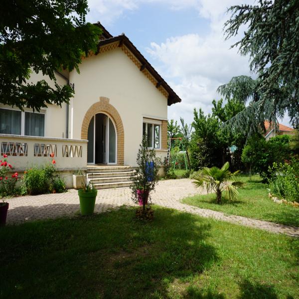 Offres de vente Maison Saint-Bernard 01600
